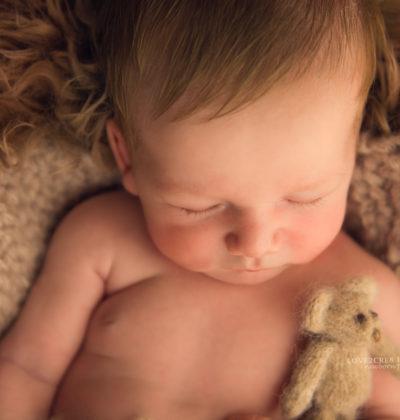 Precious little boy from Steenwijk