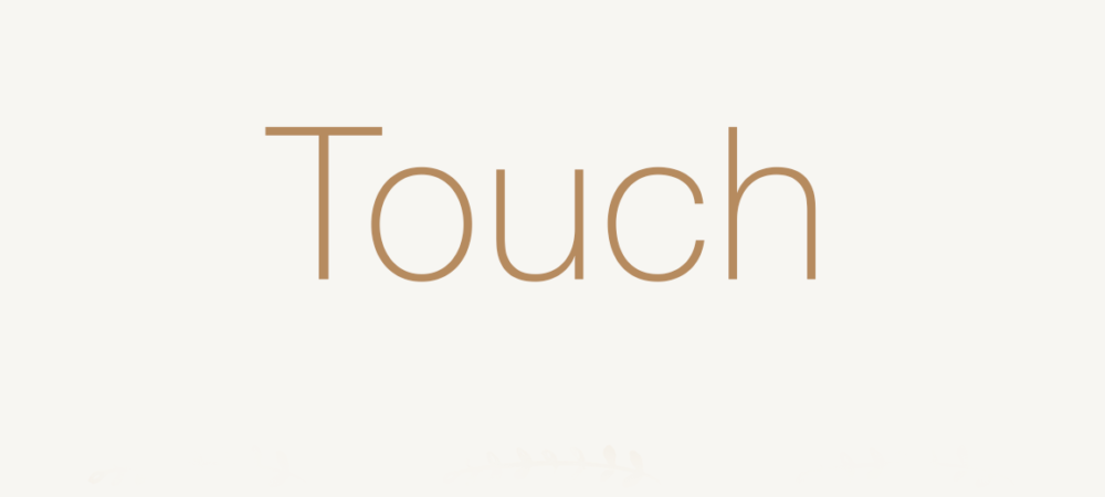 TOUCH 360,-